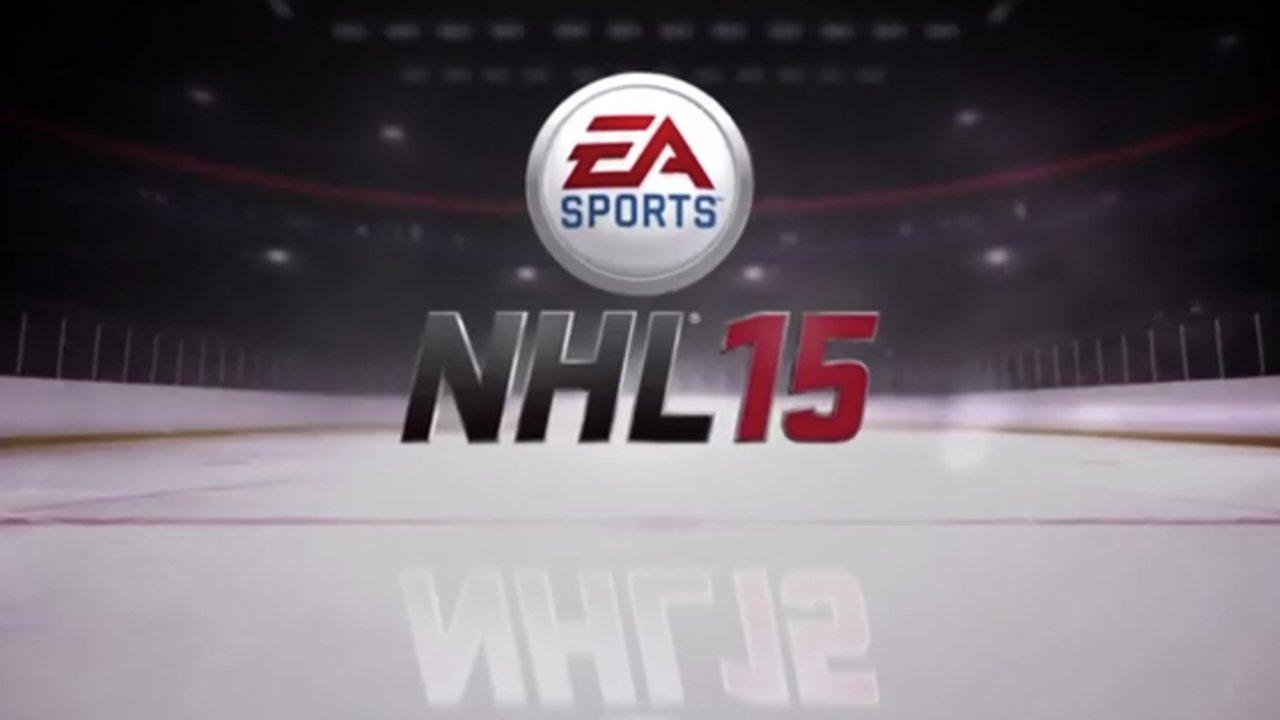EA Announces NHL 15