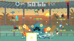 Super Time Force Will Soon Explode Onto the Xbox Live Arcade