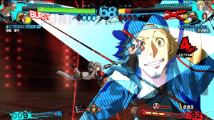 Junpei Featured in the Newest Persona 4 Arena Ultimax Trailer - 2014-05-09 13:26:40