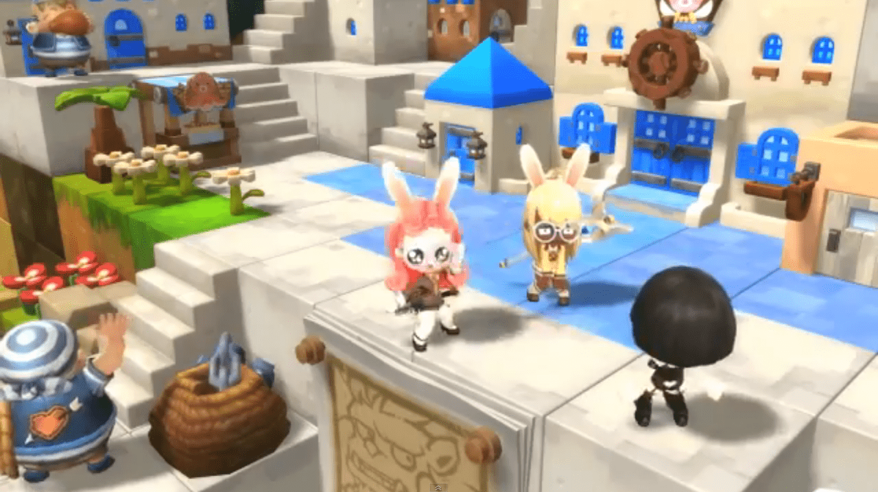 MapleStory 2 Confirmed for Worldwide Release and Gets New Trailer - 2014-05-23 14:02:21