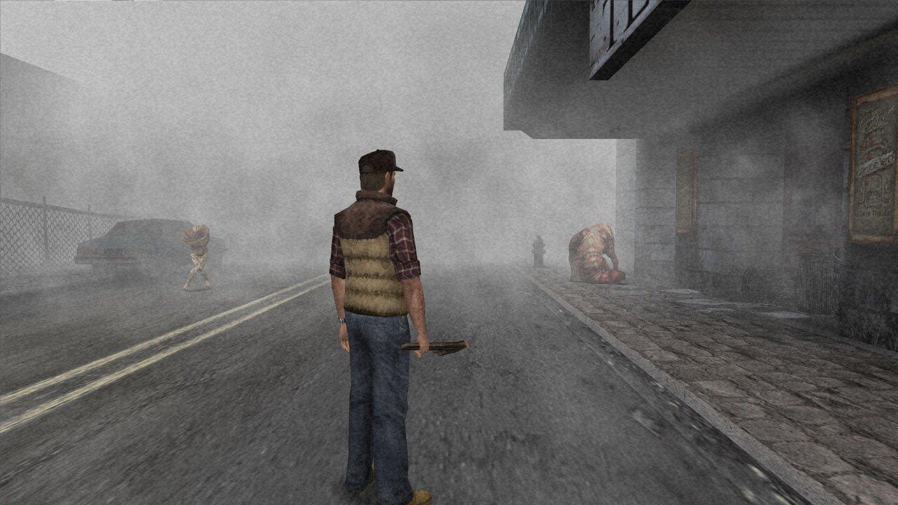 Konami Cancels Vita Silent Hill Games Weeks After Announcement