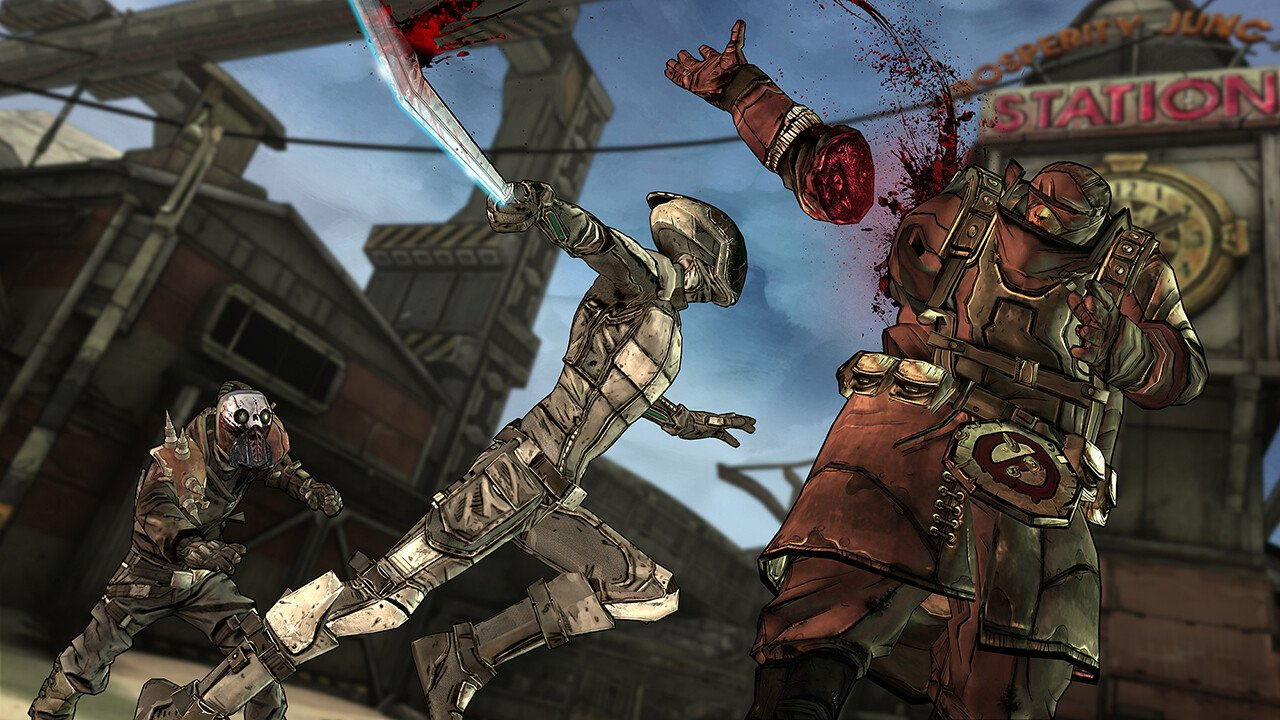 First In-Game Screenshots and New Details About Tales From the Borderlands Released