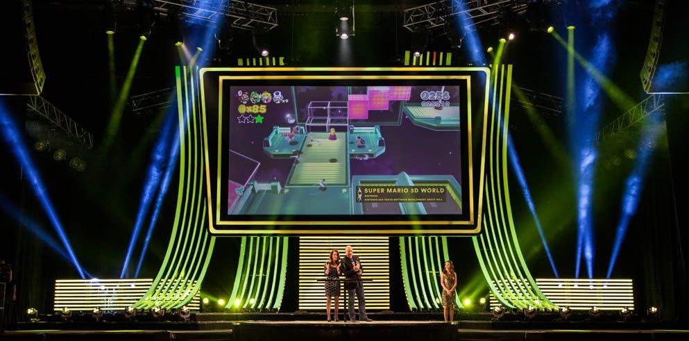 17th annual D.I.C.E Awards