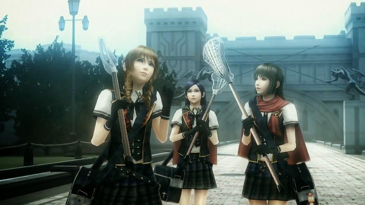 Final Fantasy Agito Gives Insight Into Its World 1