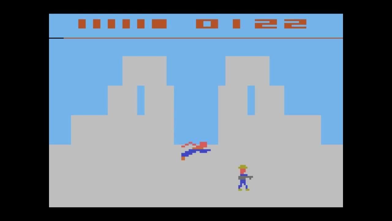 Five Atari 2600 Games that Make Your Eyes Bleed 3