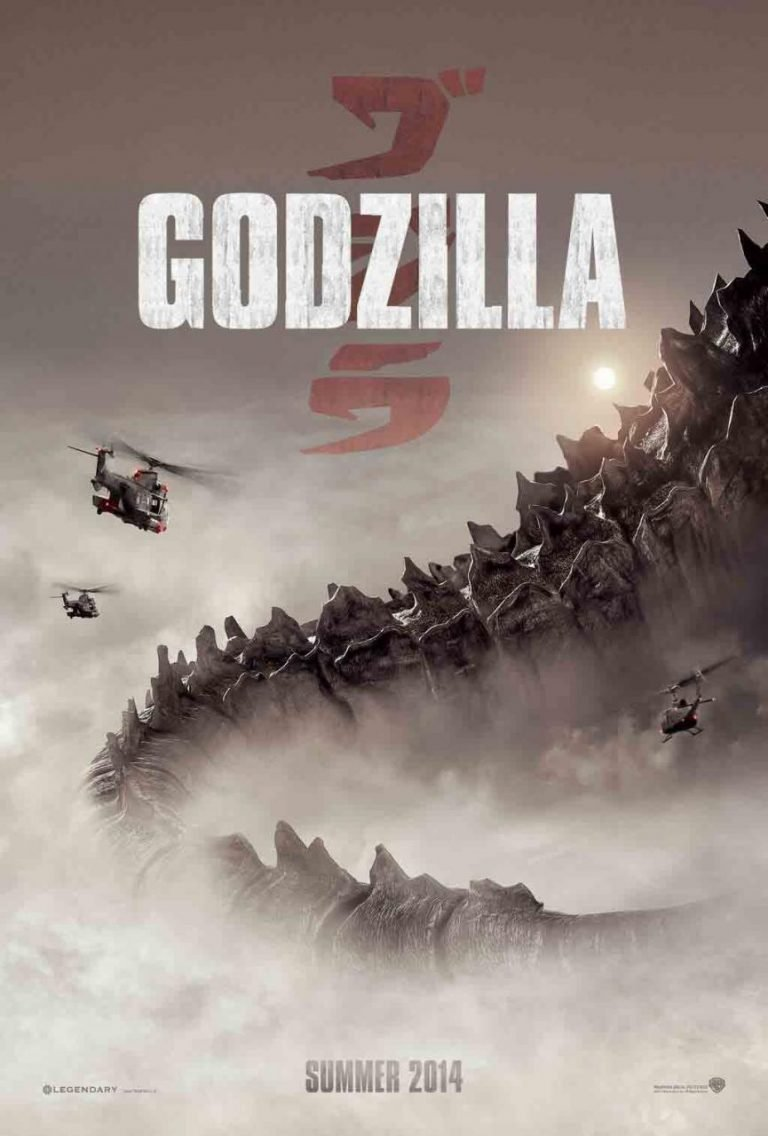 Godzilla 2014 (Movie) Review 2