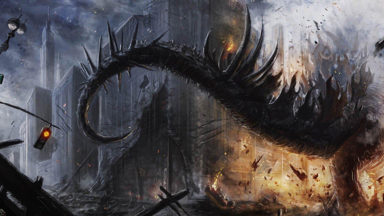 Godzilla (2014) Review 4