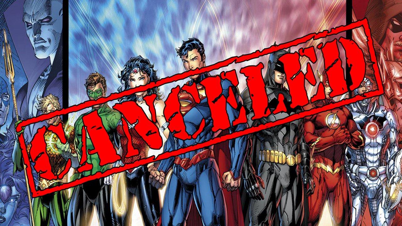 DC Comics Cancels Six Titles in August