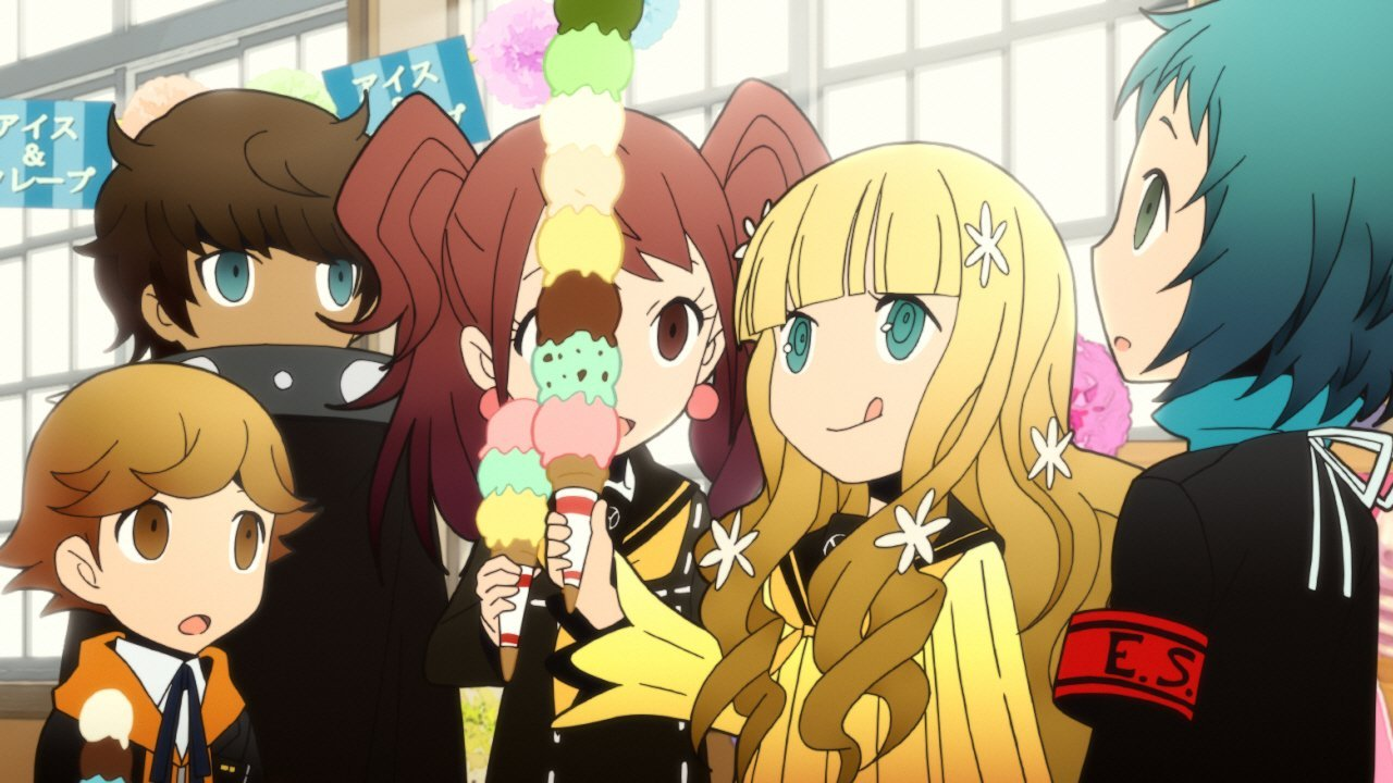 Atlus Releases 3 New Persona Q Trailers 1