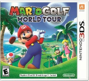 Mario Golf World Tour (3ds) Review 2