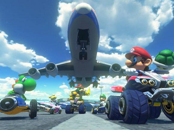 Mario Kart 8 (Wii-U) Review 3