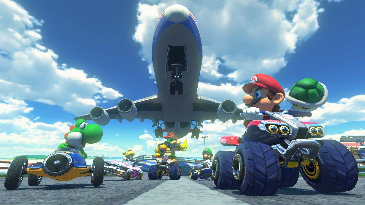 Mario Kart 8 (Wii-U) Review 2