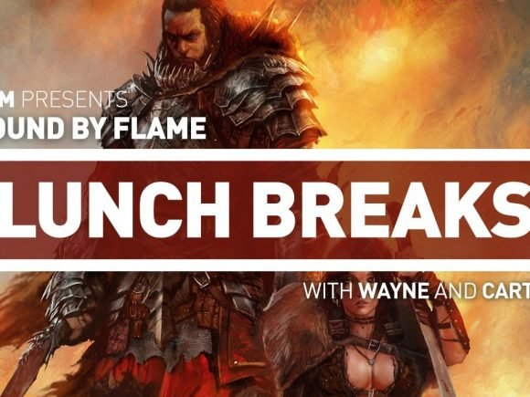 CGM Lunch Breaks - Bound By Flame