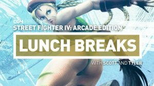 CGM Lunch Breaks - Street Fighter - 2015-09-28 14:32:16