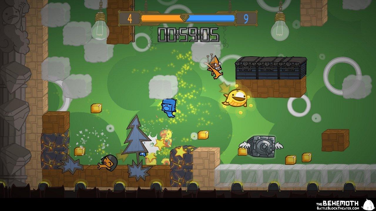 BattleBlock Theatre Releases on Steam Today 1