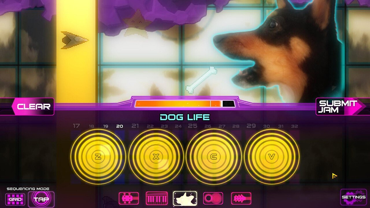 Cosmic DJ Goes Into Early Access, Features Corgis in Space - 2014-05-16 15:20:52
