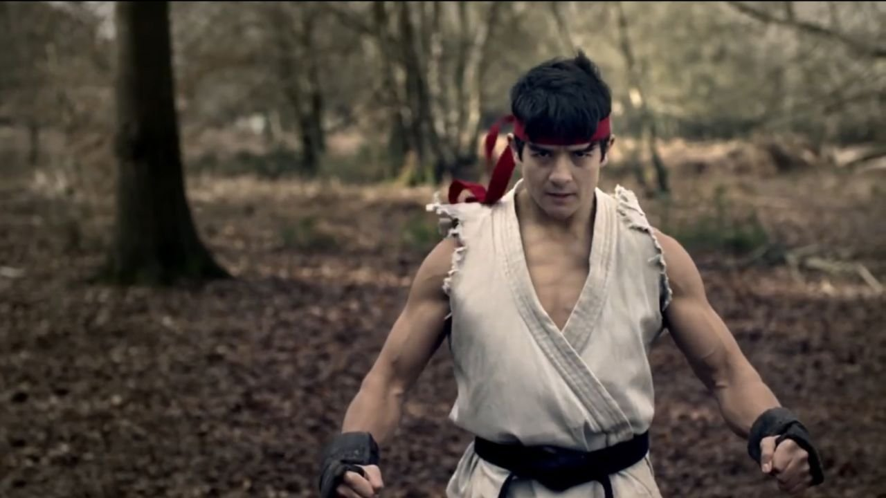 Live-Action Street Fighter Series to Begin Airing May 23 1