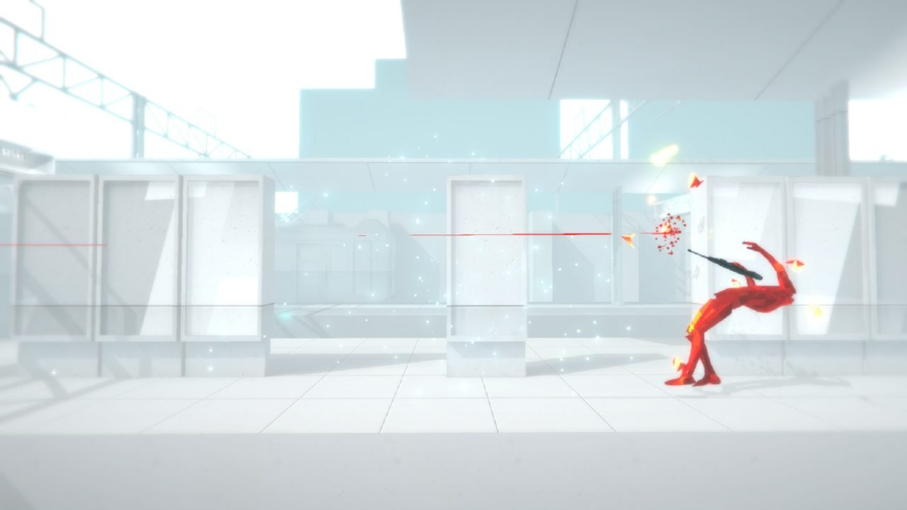 SUPERHOT Is Exceedingly Cool