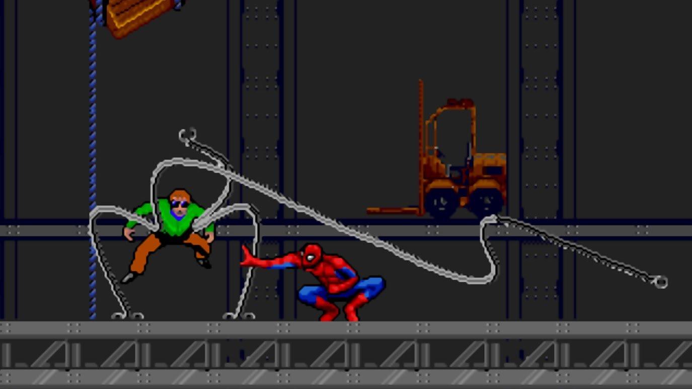 Top Five Spider-Man Games 9
