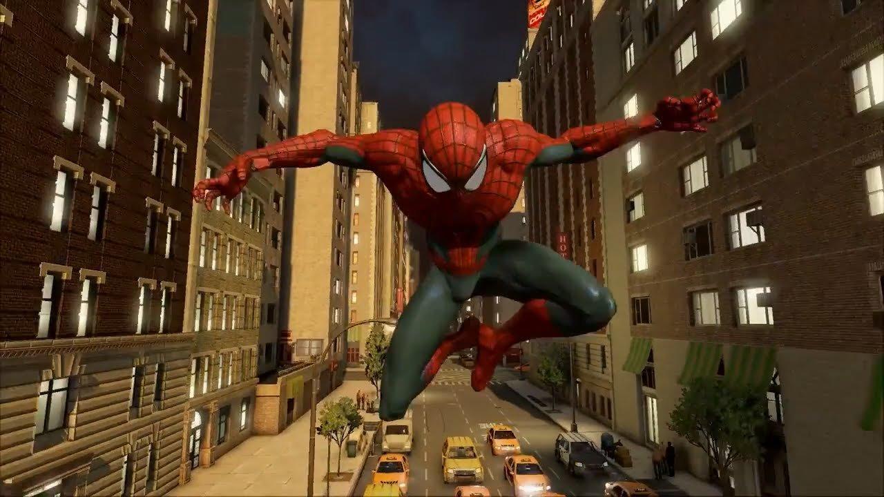 Top Five Spider-Man Games 10