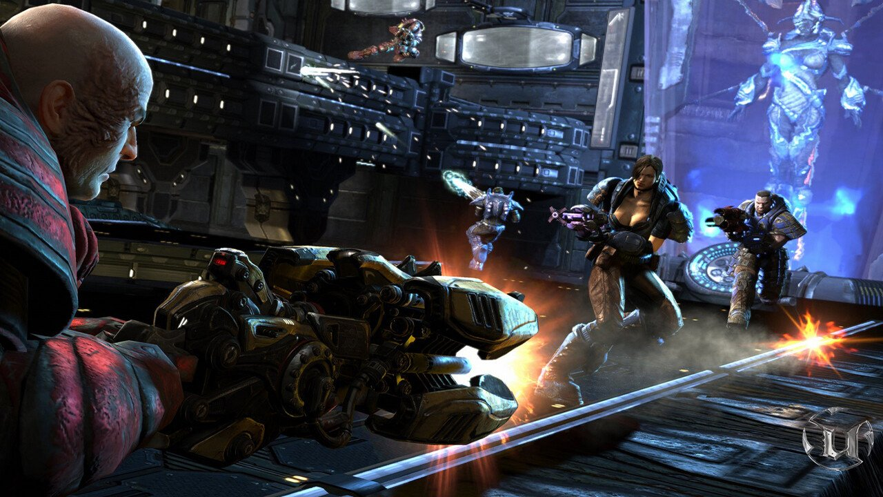 New Unreal Tournament Announced, Looking For Fans and Developers To Contribute - 2014-05-08 14:44:41