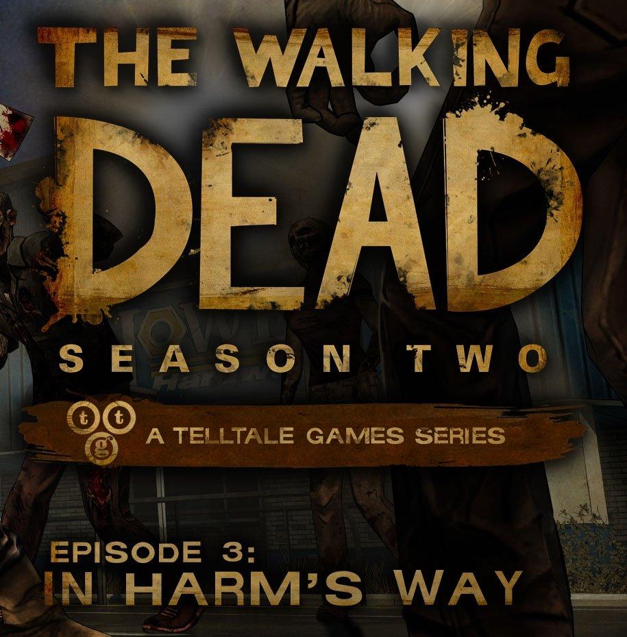 The Walking Dead Season 2 Episode 3: In Harm's Way (PS3) Review 1