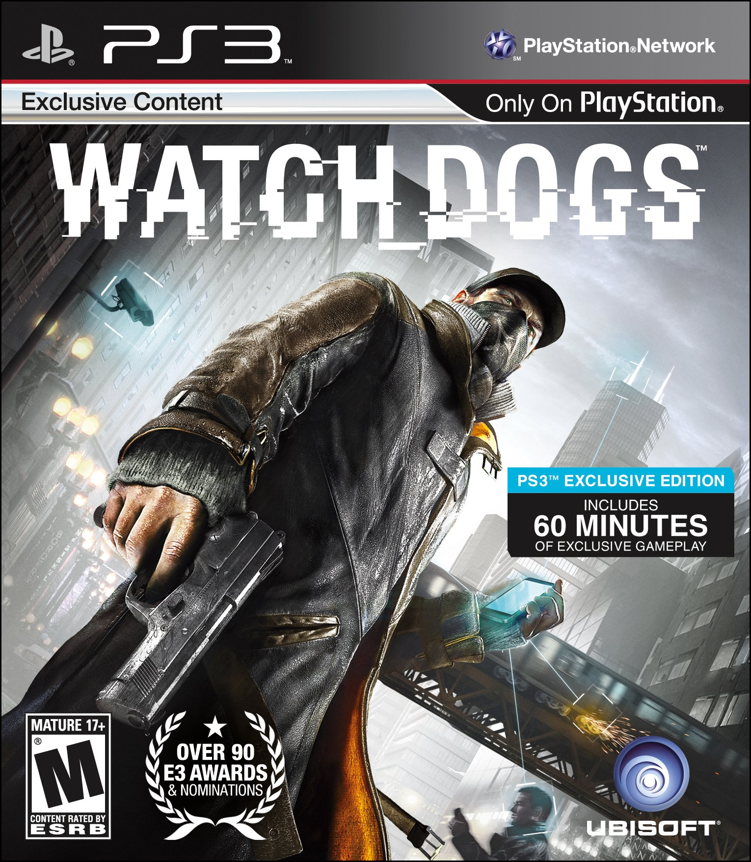 Watch Dogs (PS4) Review 3