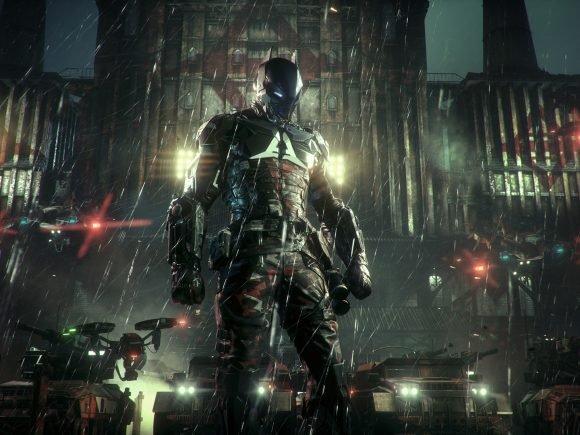 Batman: Arkham Knight Delayed, Batmobile Battle Mode Teaser Released - 2014-06-03 10:00:44