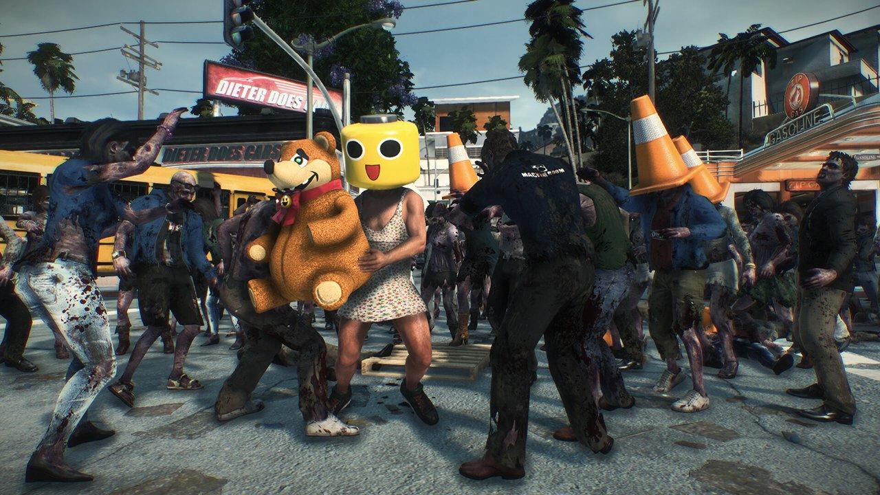 Dead Rising 3 Announced for PC - 2014-06-05 11:38:32