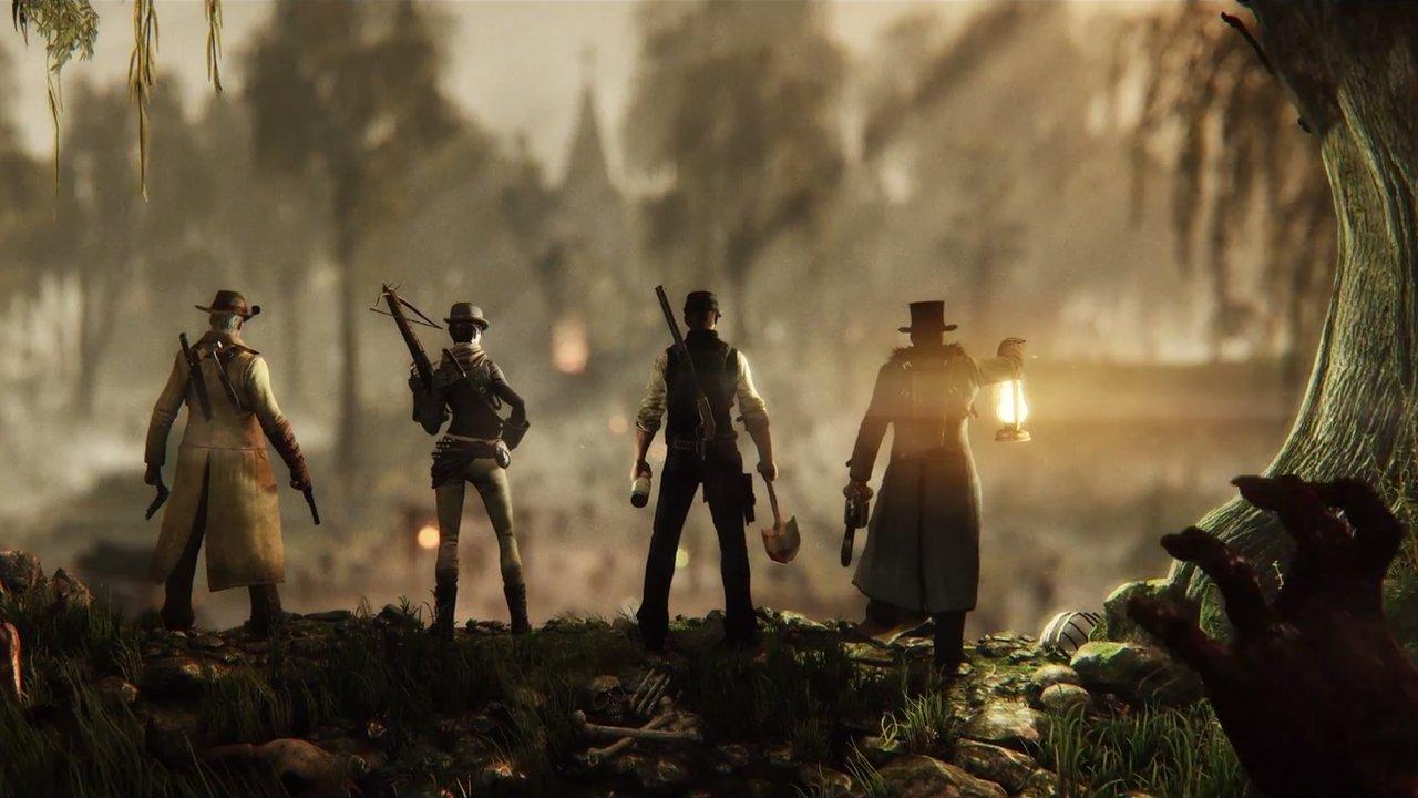 Crytek announce HUNT: Horrors of the Gilded Age - 2014-06-03 08:52:14