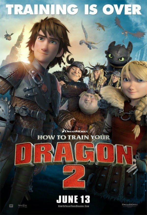How To Train Your Dragon 2 Movie Review 1