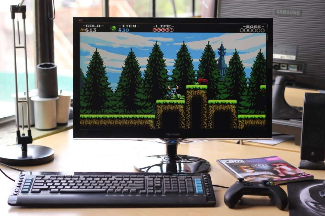 ViewSonic VX2452mh Monitor review 1