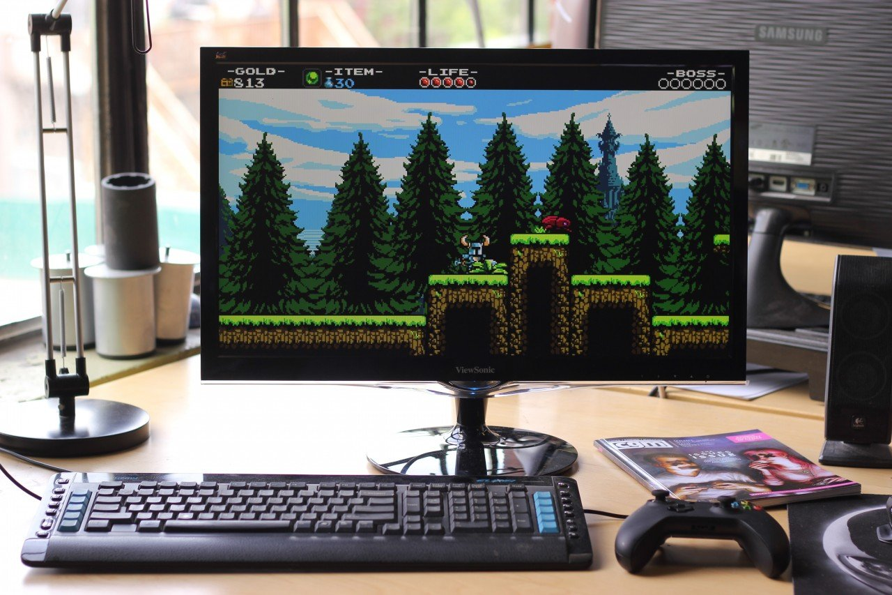 ViewSonic VX2452mh Monitor review 7