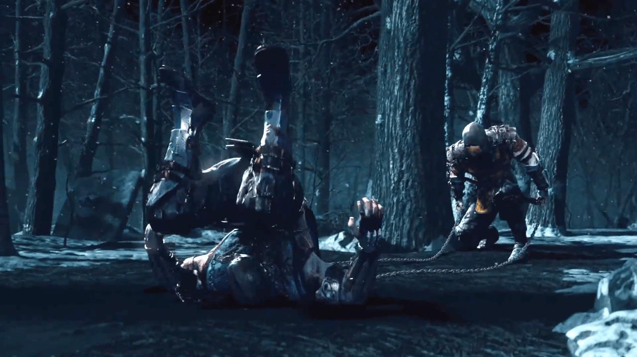 New Mortal Kombat Game Finally Announced - 2014-06-02 09:42:14