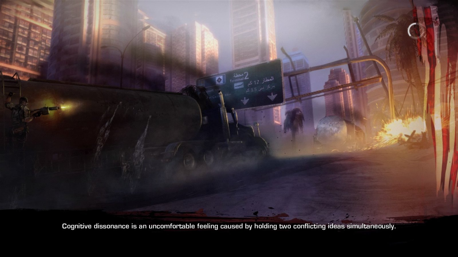 These Loading Screens from Spec Ops: The Line are Chilling