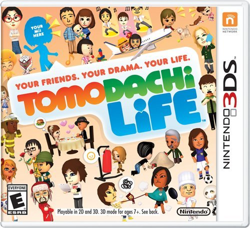 Tomodachi Life (3DS) Review 2