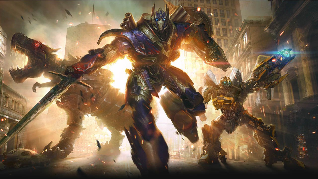 Transformers: Age Of Extinction (2014) Review 6