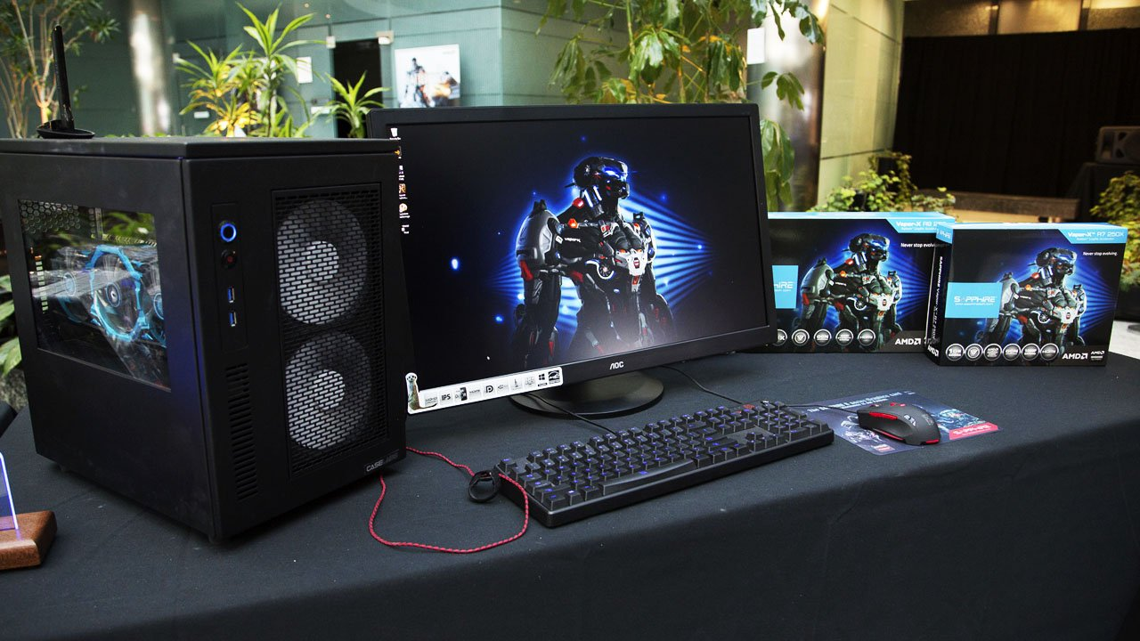AMD: Graphics Cards and the Future of Gaming - 2014-06-30 15:11:44