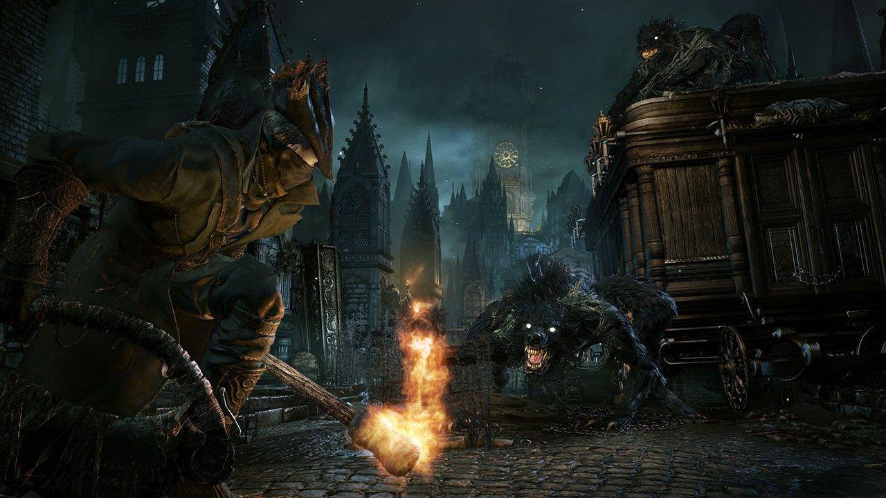 Bloodborne: Pre-rendered vs In-Game Footage - 2014-06-16 11:44:48