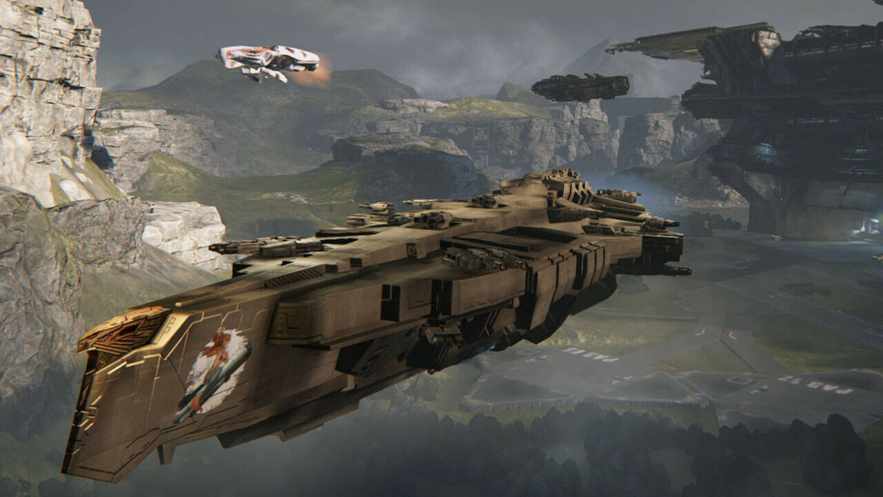 E3 2014: Dreadnought Preview - 2014-06-24 15:47:08