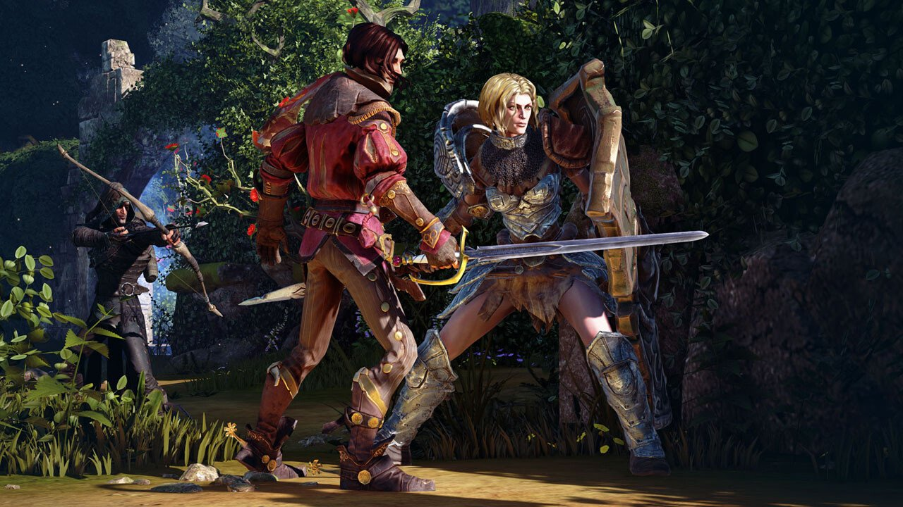 E3 2014: Fable Legends Preview  - 2014-06-24 11:42:06