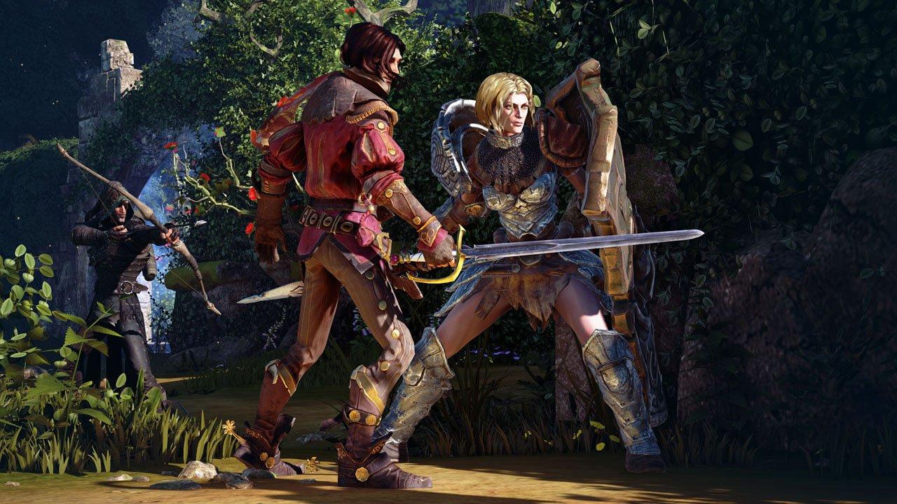 E3 2014: Fable Legends Preview  - 2014-06-24 11:42:06