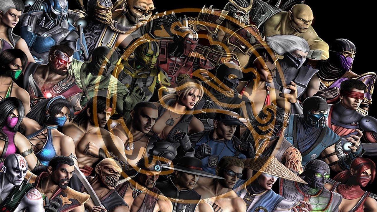 The Five Best Mortal Kombat Characters
