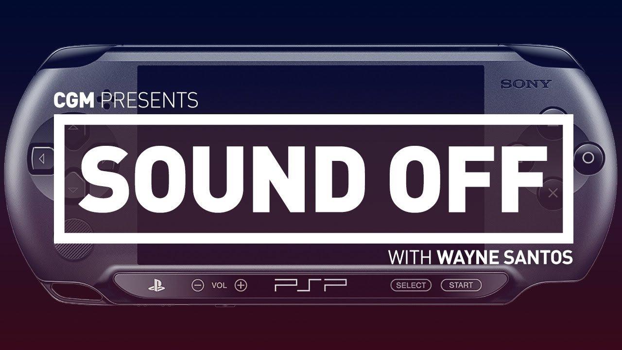 CGM Sound Off - Sayonara PSP