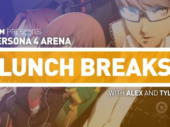CGM Lunch Breaks - Persona 4 Arena - 2015-09-28 14:30:13