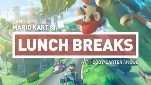CGM Lunch Breaks - Mario Kart 8