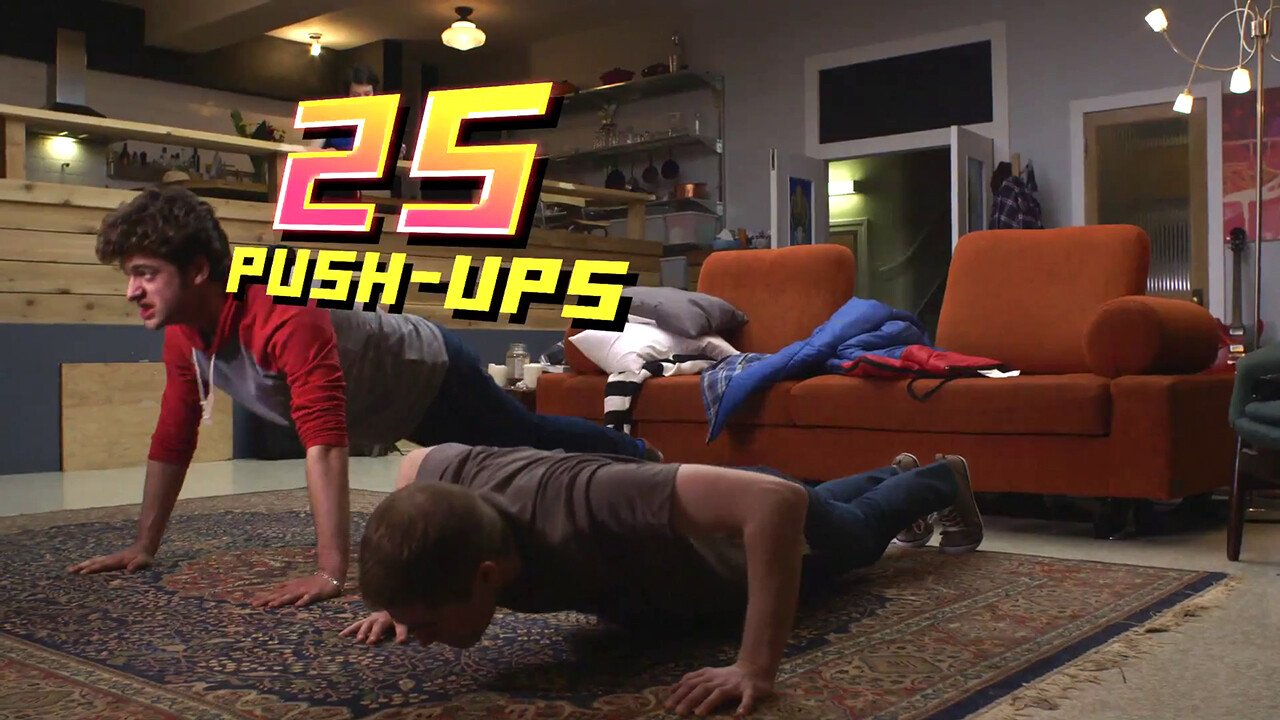Ubisoft Announces New Fitness Game Shape Up at E3 2014 - 2014-06-09 20:39:01