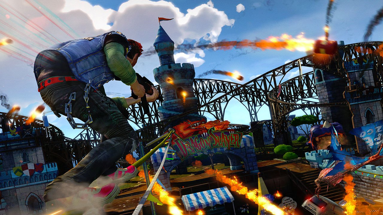 E3 2014: Sunset Overdrive Preview  - 2014-06-19 13:04:44