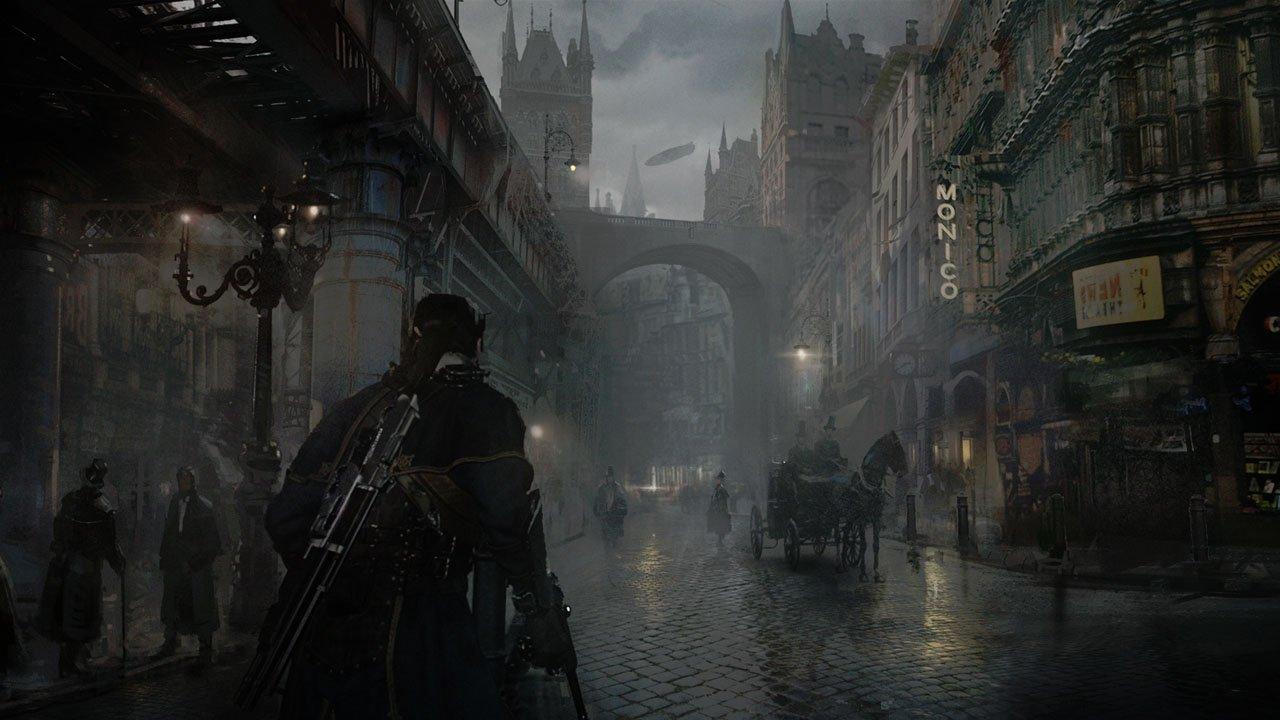 E3 2014: The Order: 1886 Preview  - 2014-06-20 14:54:03