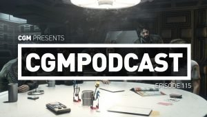 CGMPodcast Episode 115: DLC Isolation